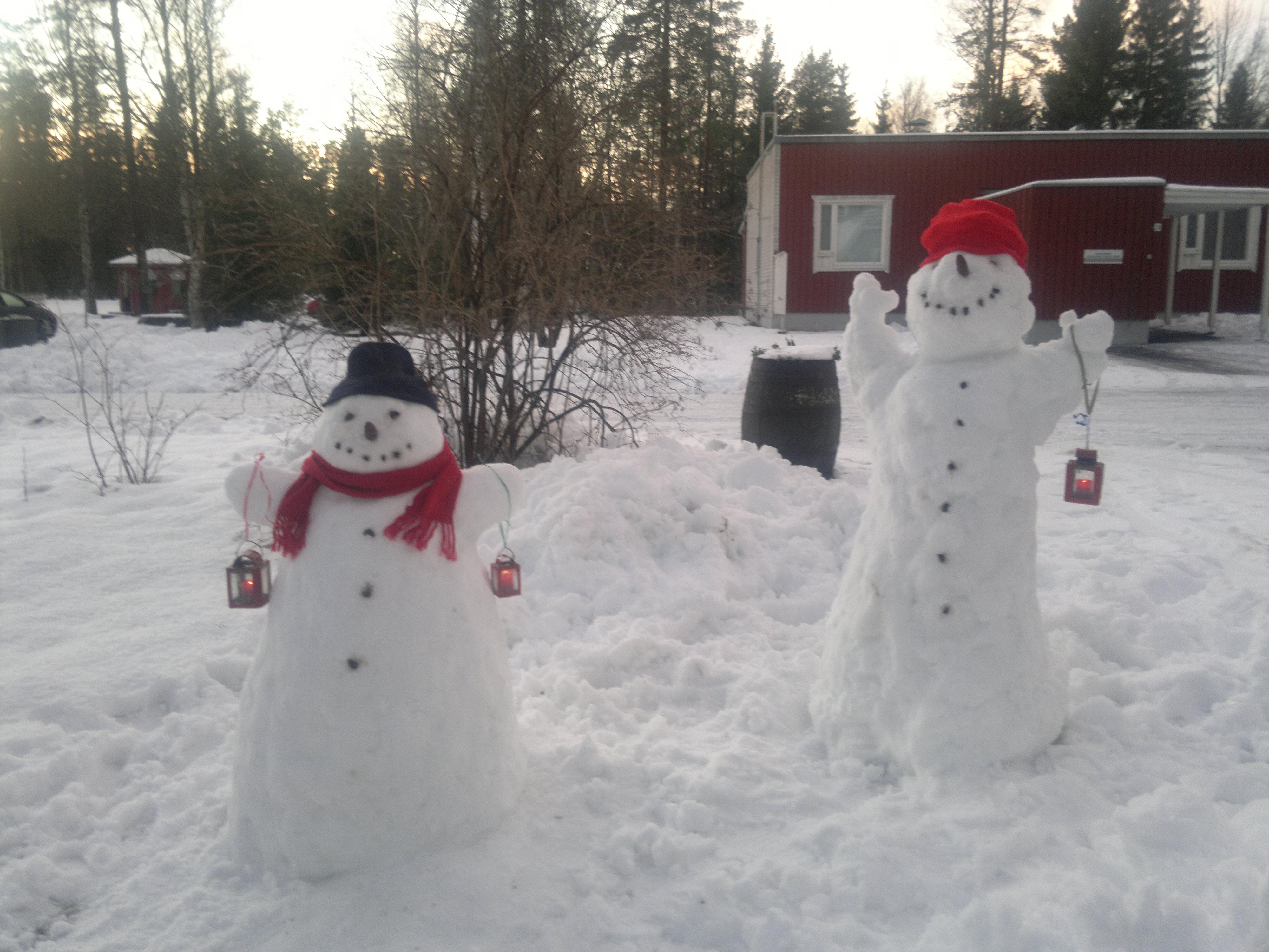 Lumiukkeli ja akkeli