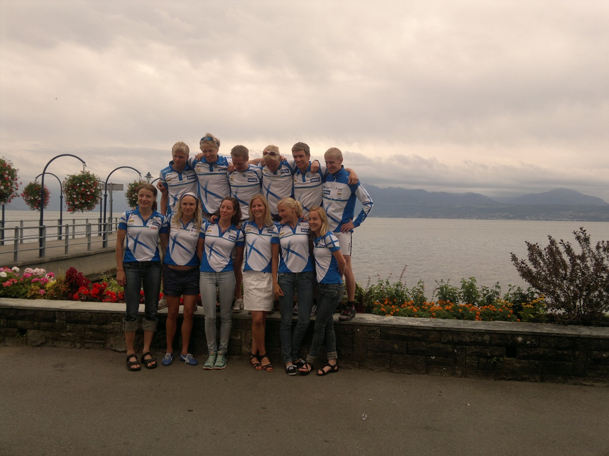 Team Finland2012