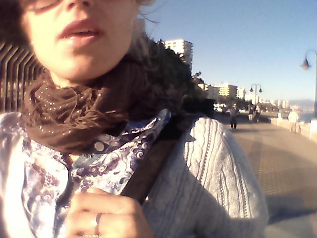 Torremolinos sea view/ merinäköalaa