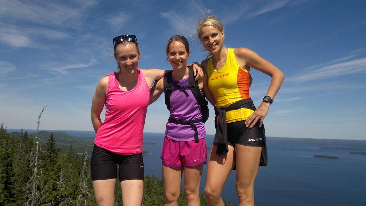 Marttiina, Heini ja minä