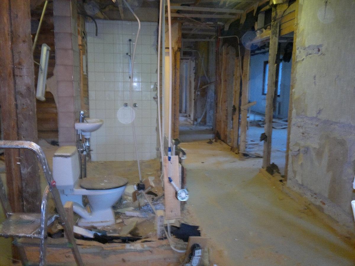 Mielikuvituksessani ihana koti on jo täällä :) In my imagination, this is already a nice home :)