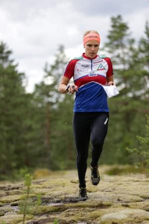 Lahtisuunnistusmaastossa C:Kimmo Hirvonen